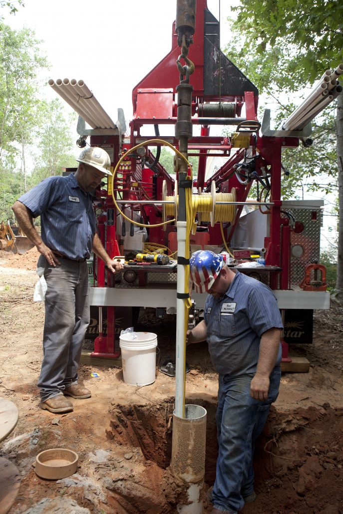 Products & Services of Oconee Well Drillers